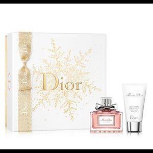 Miss Dior 2pc Gift Set - Authentic - NIB!